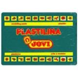 PLASTILINA JOVI GRANDE 350 GR VERDE OSCURO