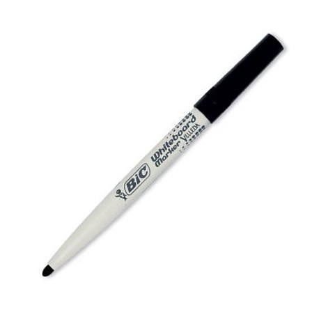 ROTULADOR BIC VELLEDA MEDIUM 1741 NEGRO