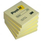 NOTAS ADHESIVAS 3M POST-IT 653 38X51 PACK 3 UDS