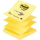 (L) NOTAS ADHESIVAS POST-IT Z 76X76 AMARILLO