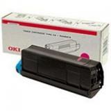 TONER OKI C-5100/5200/5300/5400 MAGENTA 42127406
