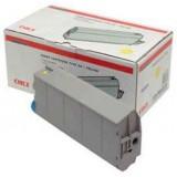 TONER OKI C-7100/C-7300/C-7500 AMARILLO