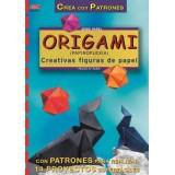 LIBRO PATRONES: ORIGAMI. FIGURAS DE PAPEL CREATIVA