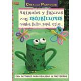LIBRO PATRONES: FIGURAS CON ESCOBILLONES, ETC.