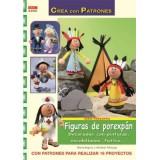 LIBRO PATRONES: DECORAR FIGURAS DE POREXPAN