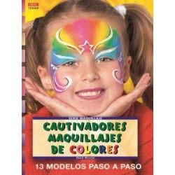 LIBRO PATRONES: CAUTIVADORES MAQUILLAJES COLORES