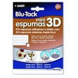 (L) ESPUMA 3D ADHESIVA DOBLE CARA 5X5 414 UDS