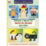 LIBRO PATRONES: PALOS POLO, FIGURAS Y ANIMALITOS