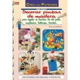 LIBRO PATRONES: MANUALIDADES CON PINZAS DE MADERA