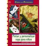 LIBRO PATRONES: PINTAR ROPA PARA NIÑOS