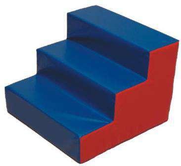 Escalera tres pelda os 60x60x45cm - Escalera tres peldanos ...